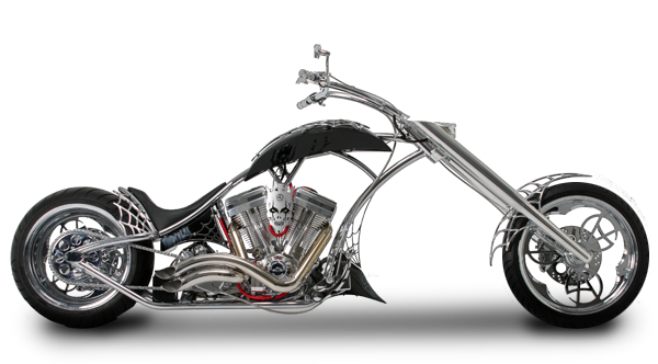 chopper motorcycle png - photo #13