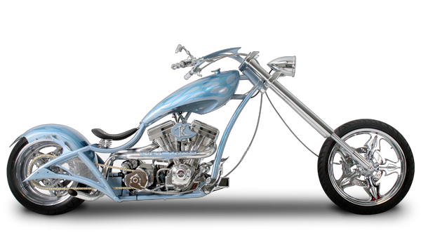 chopper motorcycle png - photo #11
