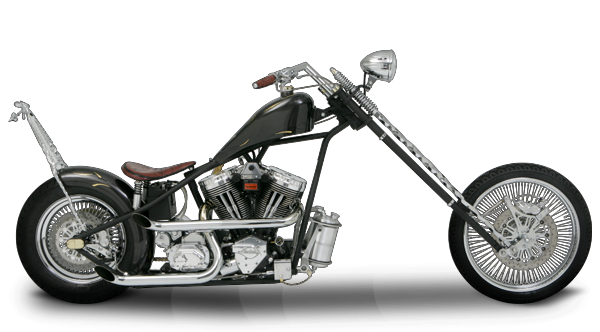 chopper motorcycle png - photo #25